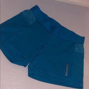 Spandex shorts